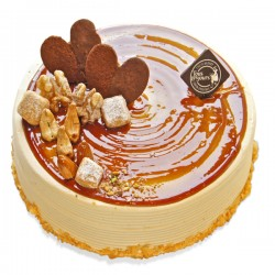 Cafe Mocha Cake#3