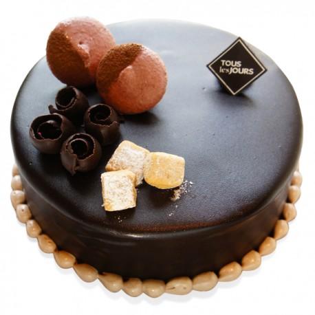 Chocolate cake #2