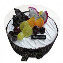 chocolate Fresh Cake #3-B