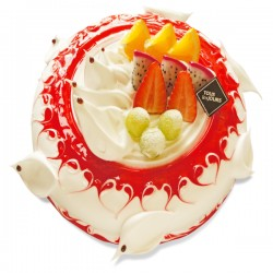 Fresh Cake #4-A