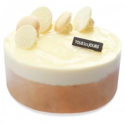 Milk mousse cake 32
