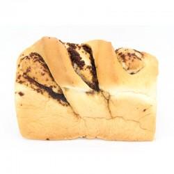Sweet milk crumb pan bread